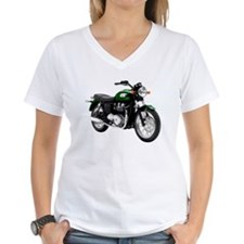 Triumph Bonneville Green #1 Shirt