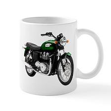 Triumph Bonneville Green #1 Small Small Mug
