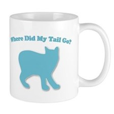 Manx, Tailless Cat Mug
