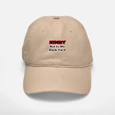 NIMBY Baseball Baseball Cap