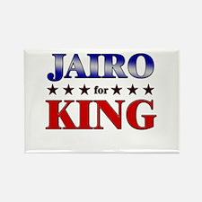 JAIRO for king Rectangle Magnet