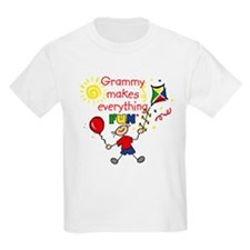 Grammy Fun Boy T-Shirt