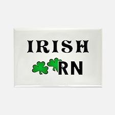 Irish Nurse RN Rectangle Magnet (10 pack)