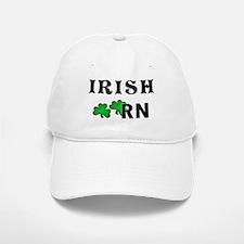 Irish Nurse RN Baseball Baseball Cap
