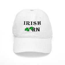 Irish Nurse RN Baseball Cap