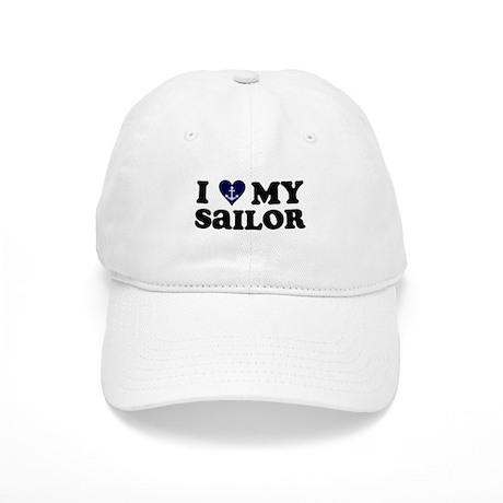 I Love My Sailor Cap