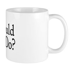 What Would Bukowski Do? Small Mug