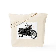 Triumph Bonneville Black #2 Tote Bag