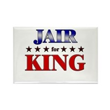 JAIR for king Rectangle Magnet (10 pack)