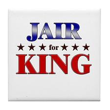 JAIR for king Tile Coaster