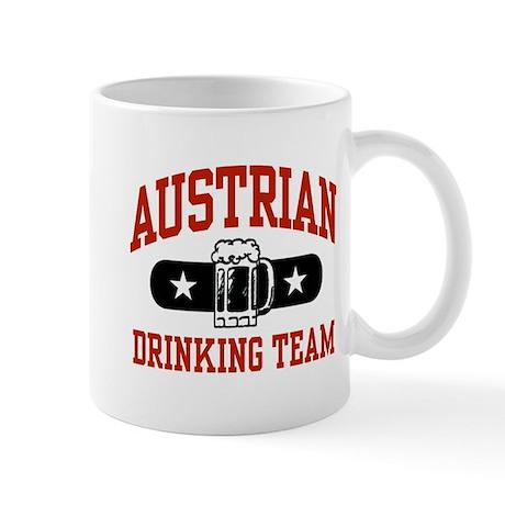 Austrian Drinking Team Mug