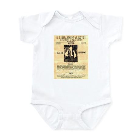 Bugs Moran Infant Bodysuit