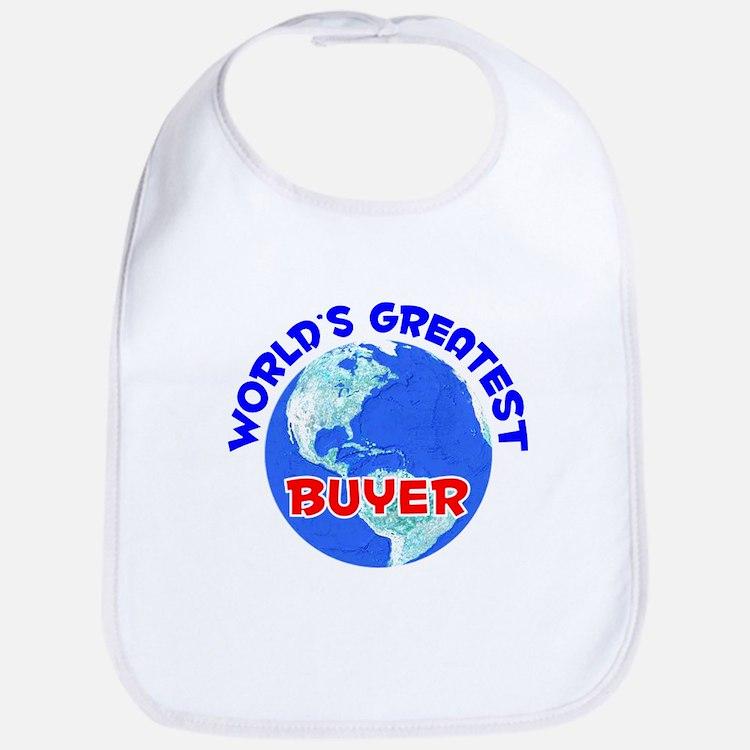 World's Greatest Buyer (E) Bib