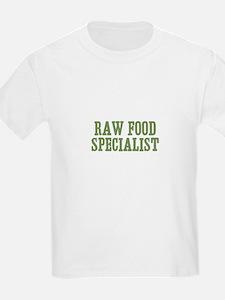 Raw Food Specialist T-Shirt
