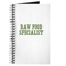 Raw Food Specialist Journal
