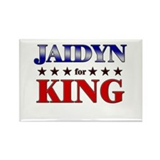 JAIDYN for king Rectangle Magnet