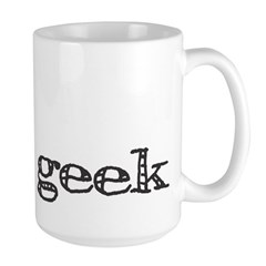 Knit Geek large mug