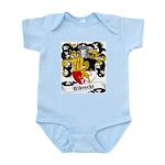 Albrecht Family Crest Infant Creeper