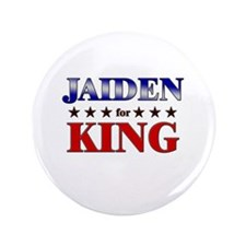 "JAIDEN for king 3.5"" Button"