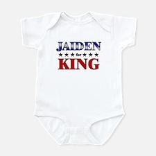 JAIDEN for king Infant Bodysuit