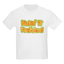 Kickin' It Pre School T-Shirt