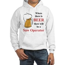 Saw Operator Hoodie