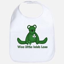 Wee little Irish Lass Bib