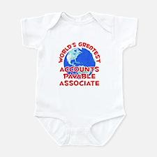 World's Greatest Accou.. (F) Infant Bodysuit