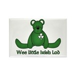 Wee little Irish Lad Rectangle Magnet (10 pack)