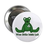 "Wee little Irish Lad 2.25"" Button (10 pack)"