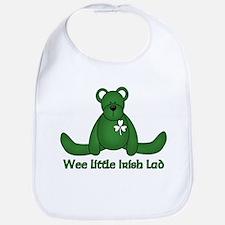 Wee little Irish Lad Bib