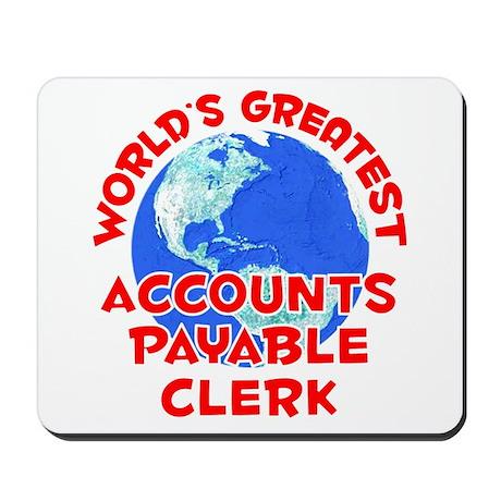 World's Greatest Accou.. (F) Mousepad