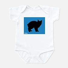Manx iPet Infant Bodysuit