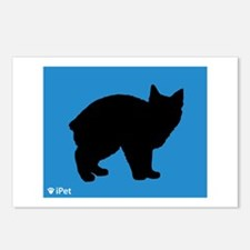 Manx iPet Postcards (Package of 8)