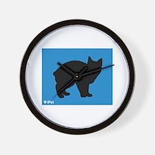 Manx iPet Wall Clock