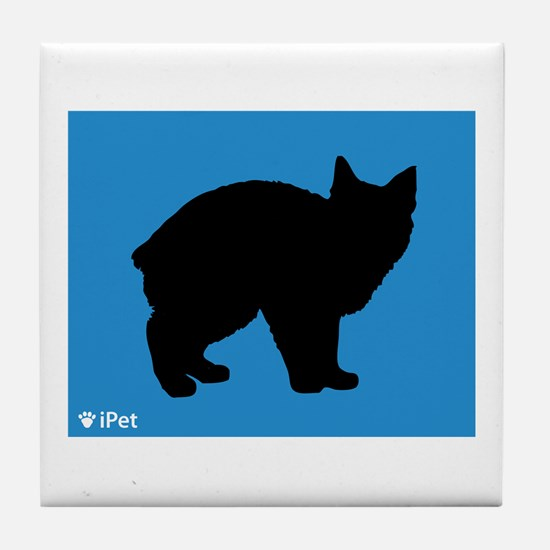 Manx iPet Tile Coaster