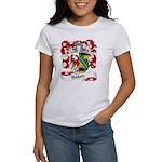 Anhalt Family Crest Women's T-Shirt