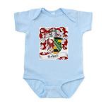 Anhalt Family Crest Infant Creeper