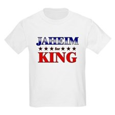 JAHEIM for king T-Shirt