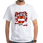 Arndt Family Crest White T-Shirt