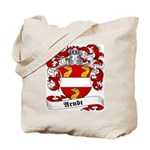 Arndt Family Crest Tote Bag