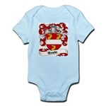 Arndt Family Crest Infant Creeper