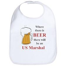 US Marshal Bib