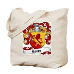 Asten Family Crest Tote Bag