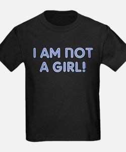 I Am Not A Girl 2 T