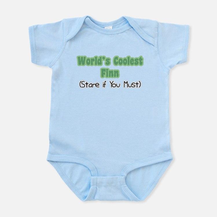 World's Coolest Finn Infant Bodysuit
