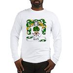 Asch Family Crest Long Sleeve T-Shirt
