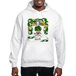 Asch Family Crest Hooded Sweatshirt