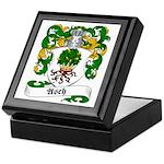Asch Family Crest Keepsake Box