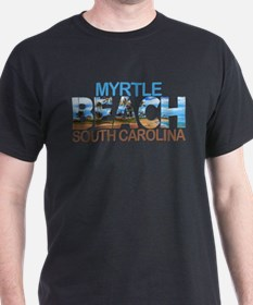 Summer myrtle beach- south carolina T-Shirt
